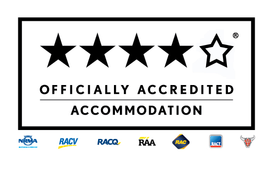 AAA Tourism Accommodation Rating